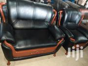 Sofa Leather Chairs   Furniture for sale in Central Region, Kampala