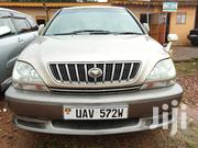Toyota Harrier 2001 Gold | Cars for sale in Central Region, Kampala