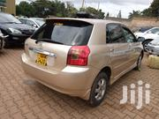 Toyota Allex 2003 Gold | Cars for sale in Central Region, Kampala