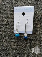 Blue Colored Stone Earrings | Jewelry for sale in Central Region, Kampala