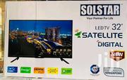 Solstar 32 HD Ready LED TV With Inbuilt Digital Decorder | TV & DVD Equipment for sale in Central Region, Kampala