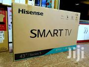 Brand New Hisense 43inch Smart Uhd Tvs | TV & DVD Equipment for sale in Central Region, Kampala