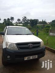 Toyota Hilux 2014 White | Cars for sale in Central Region, Mukono