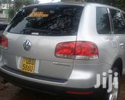 Volkswagen Touareg 2004 Silver   Cars for sale in Central Region, Kampala