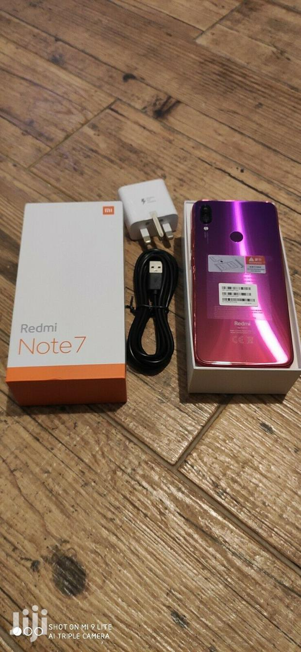 Archive: New Xiaomi Redmi Note 7 128 GB Red