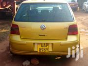 Volkswagen Golf GTI 2002 Gold | Cars for sale in Central Region, Kampala