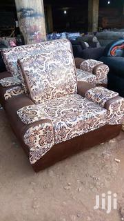 Sofa Set in Good Fabric 5 Seater | Furniture for sale in Central Region, Kampala
