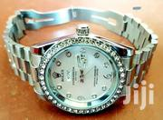 Rolex In Silver Color With Stone's Dial   Mobile Phones for sale in Central Region, Kampala