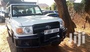 Toyota Land Cruiser Prado 2012 White | Cars for sale in Central Region, Kampala