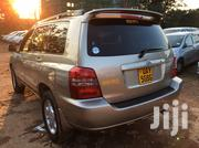 Toyota Kluger 2003 Gold | Cars for sale in Central Region, Kampala