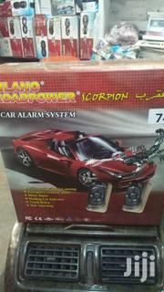 Car Alarm With Standard Security Features.   Vehicle Parts & Accessories for sale in Central Region, Kampala