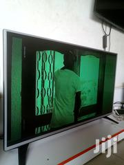 LG LED Flat-screen Silver Body Digital TV | TV & DVD Equipment for sale in Central Region, Kampala