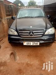 Mercedes-Benz M Class 1999 Black   Cars for sale in Central Region, Kampala