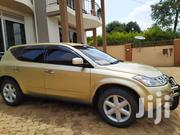 Nissan Murano 2004 Gold | Cars for sale in Central Region, Kampala