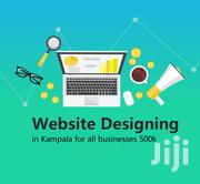 We Offer Affordable Website Design In Uganda | Computer & IT Services for sale in Central Region, Kampala