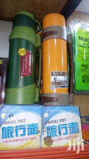 Travel Pot Stainless Steel Flask | Kitchen & Dining for sale in Central Region, Kampala