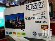 New Solstar Flat Screen TV 32 Inches | TV & DVD Equipment for sale in Central Region, Kampala