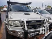 Toyota Hilux 2008 3.0 D-4D Double Cab Silver   Cars for sale in Central Region, Kampala