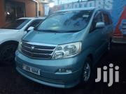 Toyota Alphard 2005 Blue | Cars for sale in Central Region, Kampala