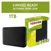 1TB Toshiba External Hard Disk | Computer Hardware for sale in Central Region, Kampala