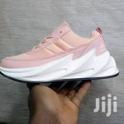 Addidas Pink Black | Shoes for sale in Central Region, Kampala
