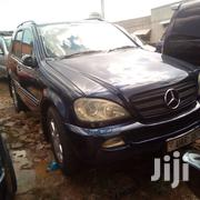 Mercedes-Benz M Class 2002 Blue | Cars for sale in Central Region, Kampala