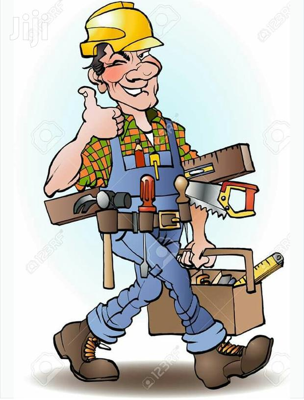Well Equept Carpenter For Hire