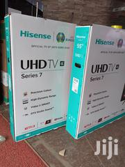 Brand New Hisense 55inches Smart UHD 4K Tvs | TV & DVD Equipment for sale in Central Region, Kampala
