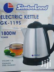 Electric Kettle For Simbaland | Kitchen Appliances for sale in Central Region, Kampala