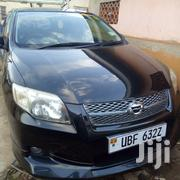 New Toyota Corolla 2006 Black   Cars for sale in Central Region, Kampala