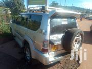 Toyota Land Cruiser Prado 2000 TX Silver | Cars for sale in Central Region, Kampala