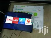 32inches Hisense Smart Flat Screen TV | TV & DVD Equipment for sale in Central Region, Kampala