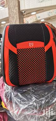 Red Black Seat Covers With Gift | Vehicle Parts & Accessories for sale in Central Region, Kampala