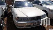 Toyota Mark II 1997 White   Cars for sale in Central Region, Kampala