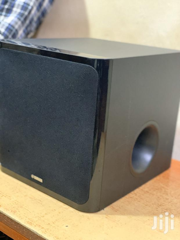 Archive: Yamaha Active Subwoofer