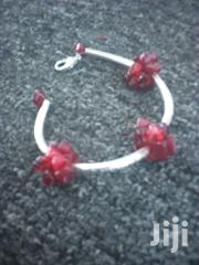 Stone and Pewter Silver Bracelet. | Jewelry for sale in Central Region, Kampala