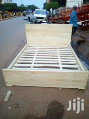 Mega Bed 5by6 In Natural Colour | Furniture for sale in Central Region, Kampala