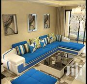 Blue Out L Shape Sofa | Furniture for sale in Central Region, Kampala