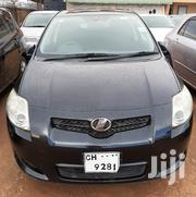 Toyota Auris 2008 Black | Cars for sale in Central Region, Kampala
