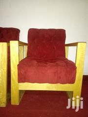 2 Comfy Velvet Chairs | Furniture for sale in Central Region, Kampala