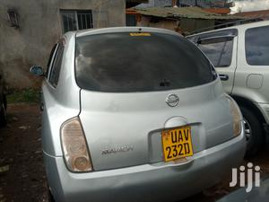 Nissan March 2000 Silver