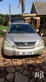 Toyota Harrier 2006 Gold | Cars for sale in Central Region, Kampala