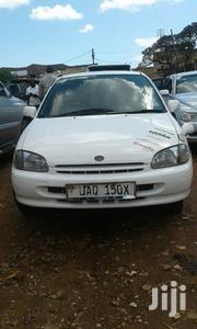 New Toyota Starlet 1998 White | Cars for sale in Central Region, Kampala