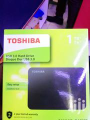 Toshiba External Hard Drive | Computer Hardware for sale in Central Region, Kampala