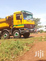 Dump Truck Mercedes-Benz 2000 Yellow For Sale | Trucks & Trailers for sale in Central Region, Kampala