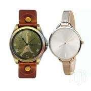 Two In One Strap Men's And Slim Women's Watches | Watches for sale in Central Region, Kampala
