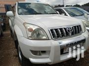 Toyota Land Cruiser 2003 PRADO White | Cars for sale in Central Region, Kampala