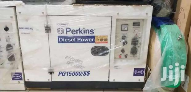 Brandnew 8kva Perkins Generator (Silent) Available for Sale