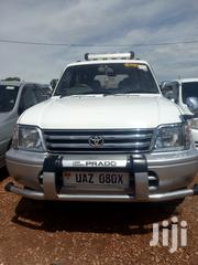 Toyota Land Cruiser Prado 2000 White | Cars for sale in Central Region, Kampala