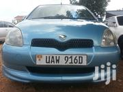 Toyota Vitz 2001 Blue | Cars for sale in Central Region, Kampala